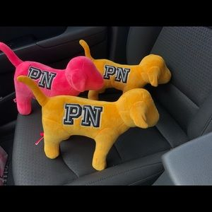 Victoria secret pink pups large